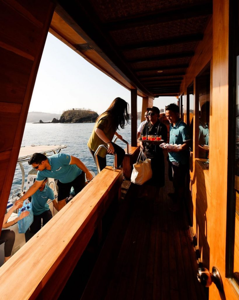 Preparing Komodo Island Liveaboard Trip