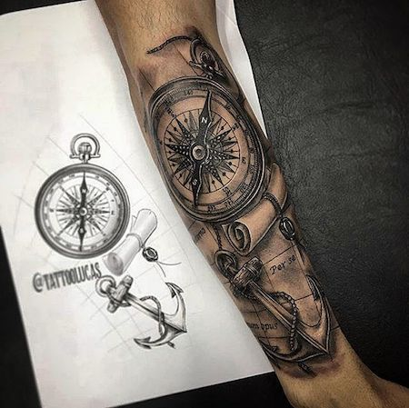 tattoo seminyak