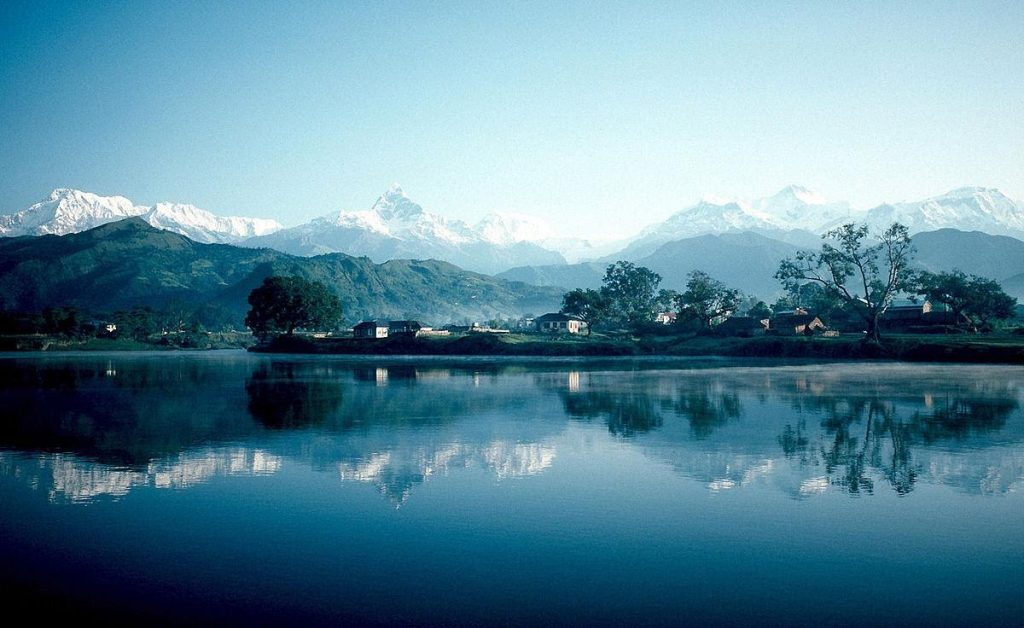 The Calm and Tranquil Nepal!