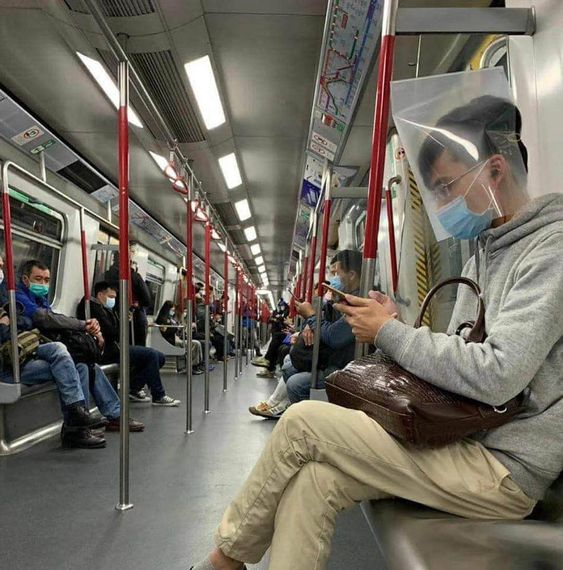 Safe ways to travel by train during pandemic