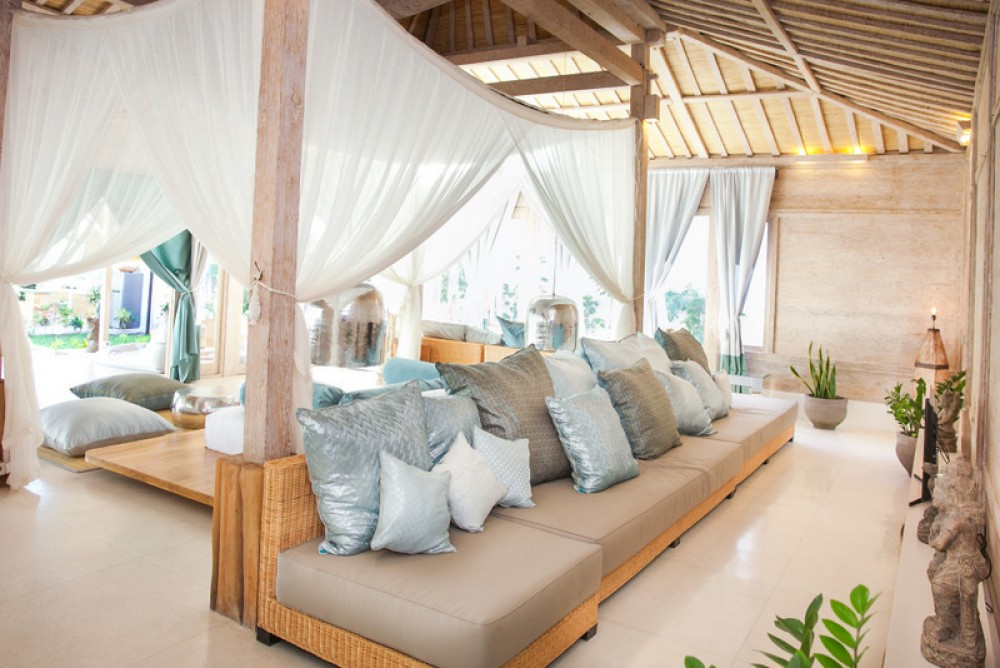 private villa in Bali offering a better life for you
