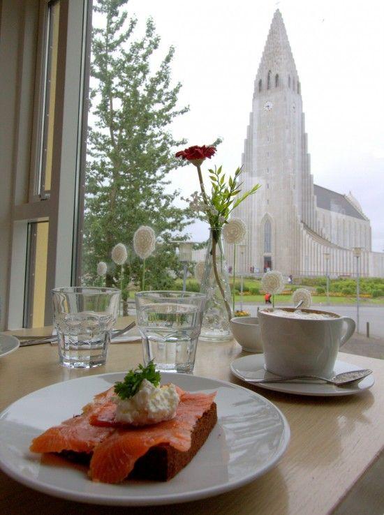 Scandinavian Coffee, Iceland