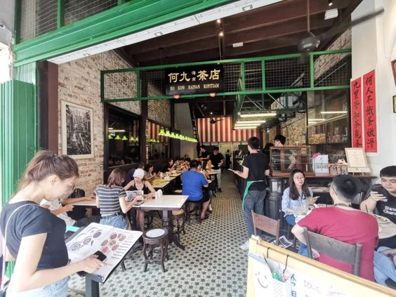 Singapore's Kopitiam