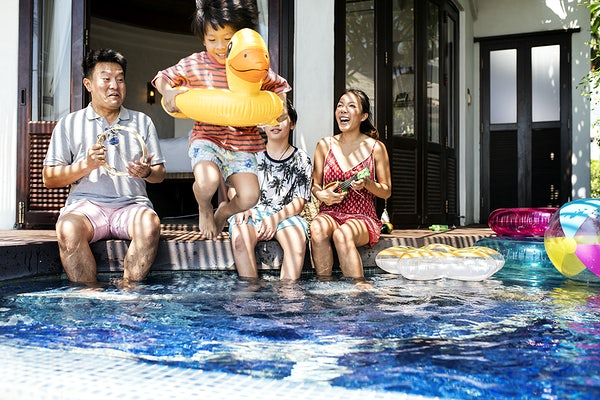 What to Look When Choosing Family Friendly Villas in Bali